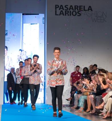 Pasarela Larios 2016