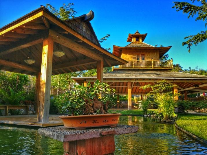 Jardín Japonés, Ponce