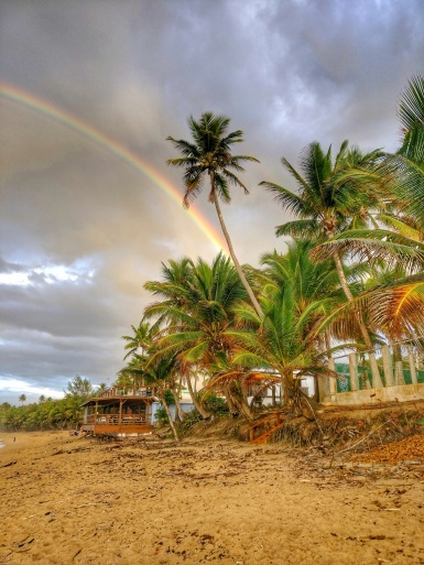 Sandy beach, Rincón